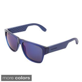 Carrera Men's 5002/S Gradient Mirrored Rectangle Sunglasses