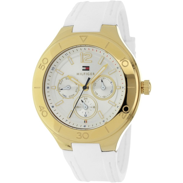 9c648122 Shop Tommy Hilfiger Women's Sports Lux Watch - Free Shipping Today ...