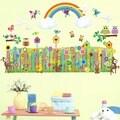 Flower Gardens Interactive Wall Decal Set