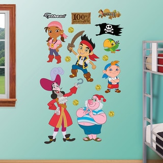 Fathead 'Jake & the Neverland Pirates' Wall Decals