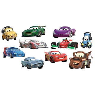 Fathead 'Cars 2 Collection' Wall Decals