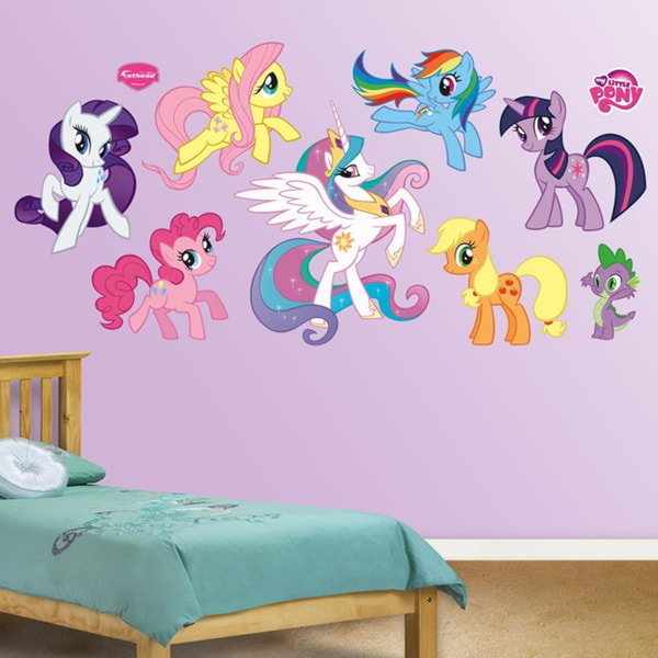 ... Fathead My Little Pony Collection Wall Decals Free Shipping ... Part 51