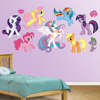 Fathead 'My Little Pony Collection' Wall Decals