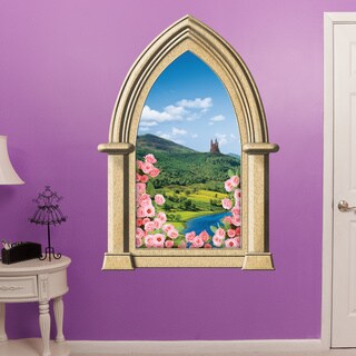 Fairy Tale Castle' Instant Window