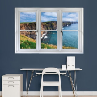 Irish Cliffs' Instant Window