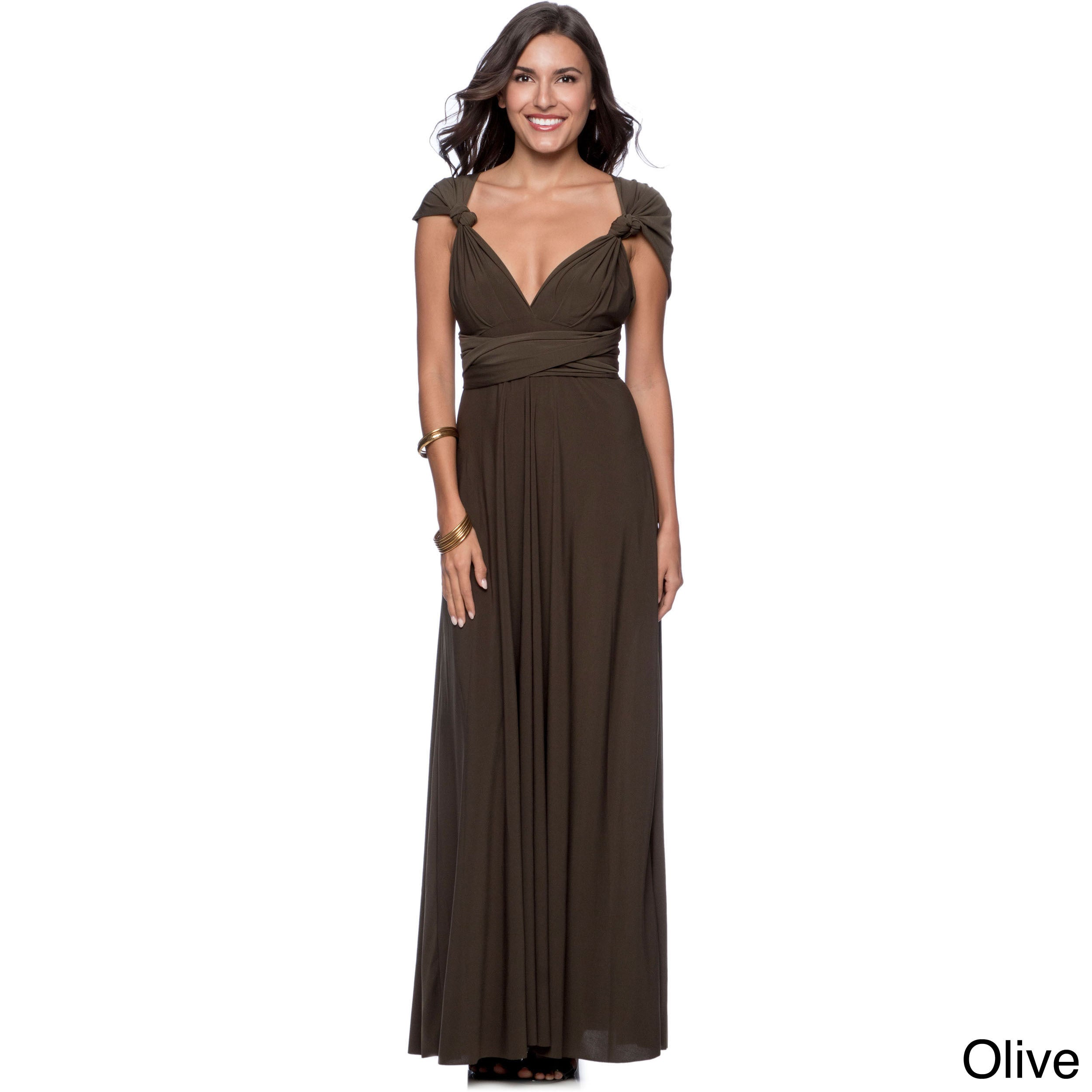 Buy Green Evening & Formal Dresses Online at Overstock.com | Our ...