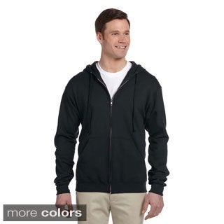 Men's 50/50 NuBlend Fleece Full-zip Hoodie