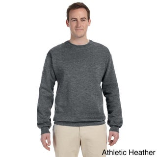 Fruit of the Loom Men's Supercotton 70/30 Fleece Crew Sweatshirt (5 options available)