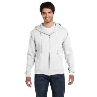 Fruit of the Loom Men's Supercotton 70/30 Full-zip Jacket|https://ak1.ostkcdn.com/images/products/9216248/P16385628.jpg?impolicy=medium