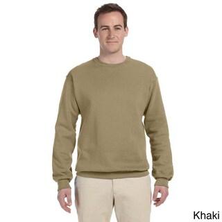 Men's 50/50 NuBlend Fleece Crew Sweatshirt (More options available)