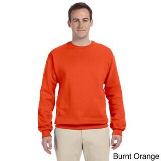 Men's 50/50 NuBlend Fleece Crew Sweatshirt