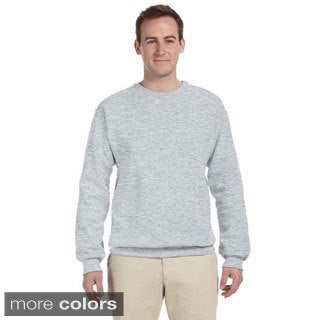 Men's 50/50 NuBlend Fleece Crew Sweatshirt