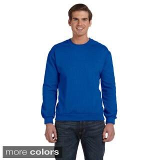 Anvil Men's Ringspun Crewneck Sweatshirt