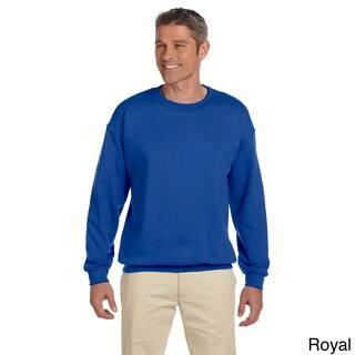 Men's 50/50 Super Sweats NuBlend Fleece Crew Pullover https://ak1.ostkcdn.com/images/products/9216270/P16385638.jpg?impolicy=medium