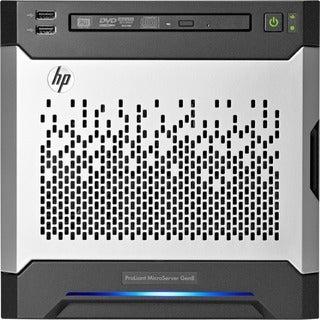 HP ProLiant MicroServer Gen8 Ultra Micro Tower Server - 1 x Intel Xeo