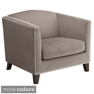 Sunpan 5west Cathedral Grey Armchair Free Shipping