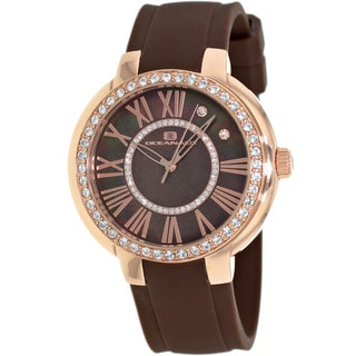 Oceanaut Women's Brown Allure Watch