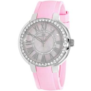 Oceanaut Women's Pink Allure Watch|https://ak1.ostkcdn.com/images/products/9216405/P16385727.jpg?impolicy=medium