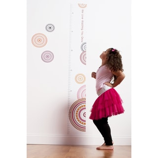 Sophia Lolita Growth Chart Wall Decal