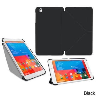 rooCASE Slim Shell Origami Folio Case with Auto Sleep / Wake for Samsung Galaxy Tab Pro 8.4 SM-T320