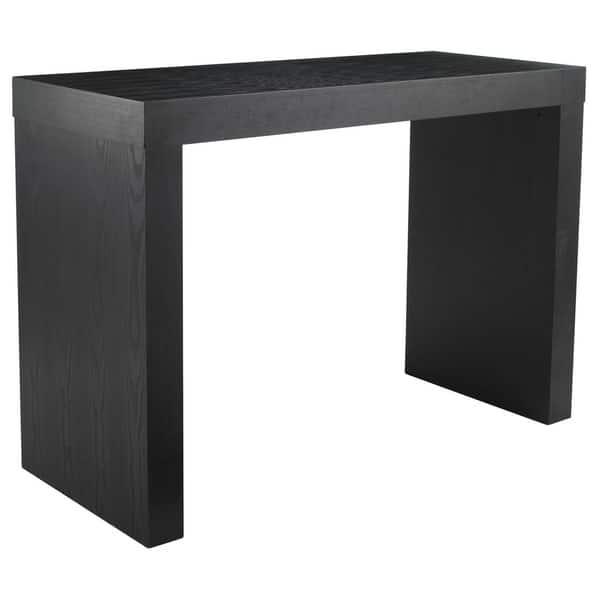 Ikon Faro High Gloss C Shape Bar Height Table On