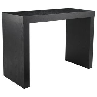 'Ikon' Faro High Gloss C-shape Bar Height Table (2 options available)