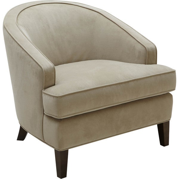 Shop Sunpan 5west Coleman Barrel Back Fabric Chair