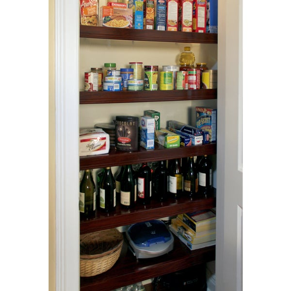 Renew Kitchen Cabinets: Shop 36-inch Renew Shelf Kit In Cherry Finish