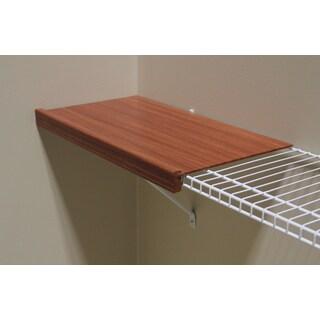 24-inch Renew Shelf Kit in Cinnamon Finish