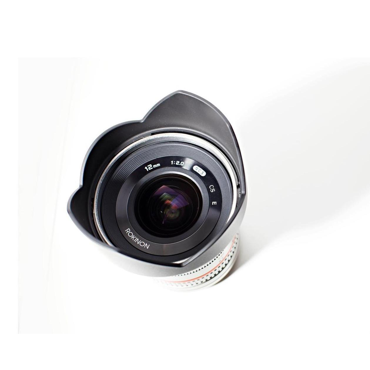 Rokinon 12mm F2 0 NCS CS Ultra Wide Angle Lens