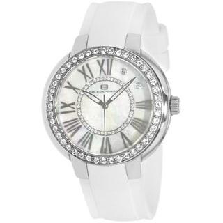 Oceanaut Women's Allure White Watch