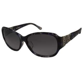 Juicy Couture Women's JU542 F Rectangular Sunglasses|https://ak1.ostkcdn.com/images/products/9216914/P16386136.jpg?impolicy=medium