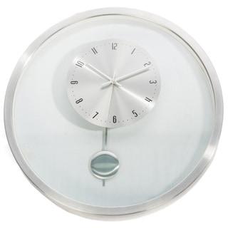 Hsn 20-inch Kartell Mid-century Modern Pendulum Wall Clock