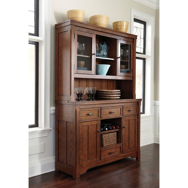 Signature Design by Ashley Chimerin Dining Room Hutch  : Signature by Ashley Chimerin Dining Room Hutch 13028dfa 36e4 412a be05 29bec1ec724b600 from www.overstock.com size 600 x 600 jpeg 46kB
