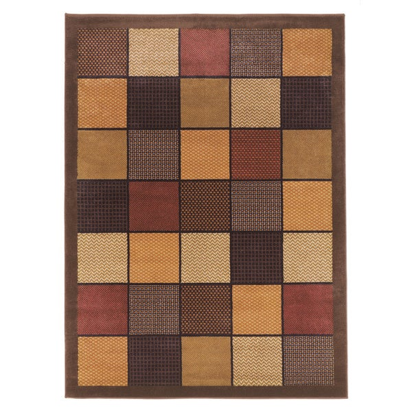 Signature Designs By Ashley Patchwork Area Rug 5 X27