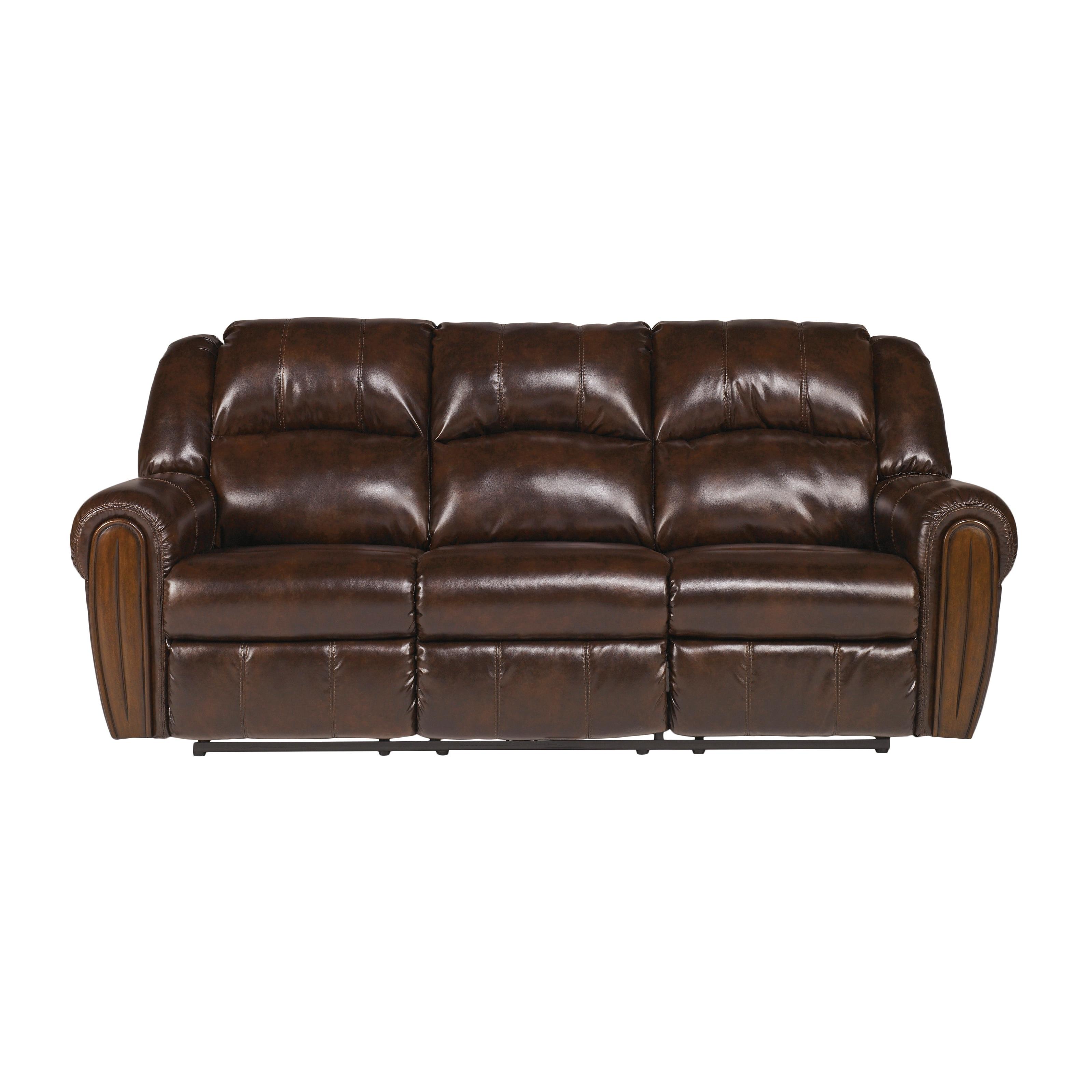 Ashley Woodsdale Leather Durablend