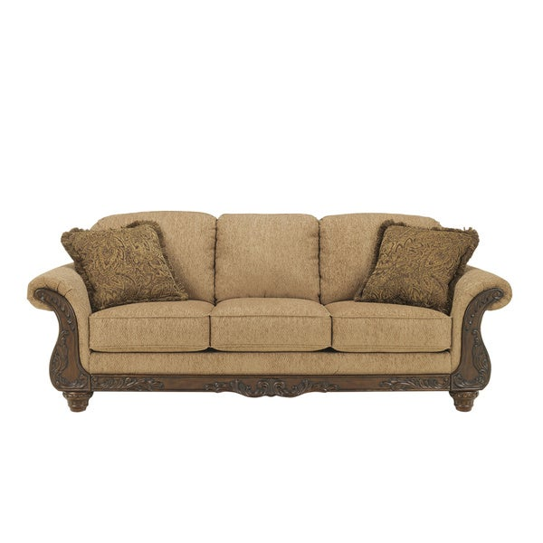 Product on Ashley Furniture Darcy Sage Sofa