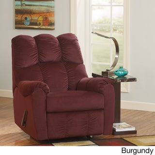 Signature Designs by Ashley Raulo Fabric-upholstered Rocker Recliner