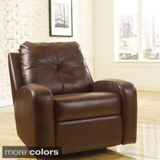 Signature Design by Ashley Mannix DuraBlend Leatherette Recliner