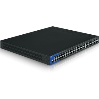 Linksys 52-Port Managed PoE+ Gigabit Switch