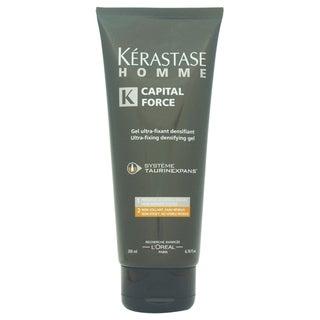 Kerastase Homme Men's Capital Force Ultra-fixing Densifying Gel