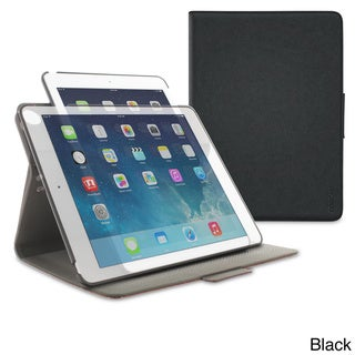 roocase Rotating 360 Dual-view Folio Case for iPad Air 1/ 2