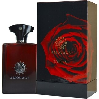 Amouage Lyric Men's 3.4-ounce Eau de Parfum Spray
