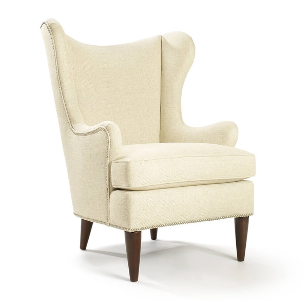 Shop Rizzo Barley Upholstered Wing Back Chair Free