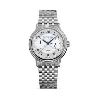 Raymond Weil Men's 4830-ST-05659 Swiss Automatic Chronograph Maestro Watch