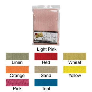 "Packaged Fabric 30""X36"" 1/Pkg"