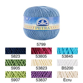 Petra Crochet Cotton Thread Size 5