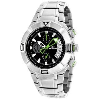 Seapro Men's TX Diver Stainless Steel Watch