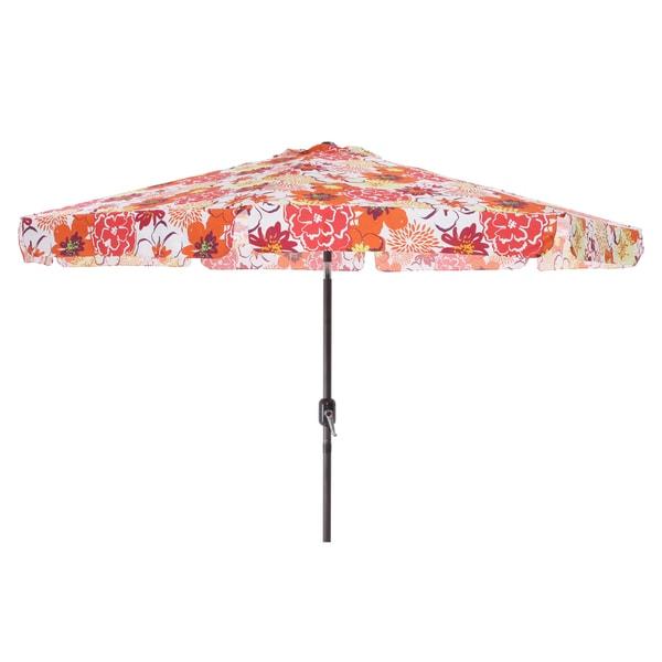 Patterned Patio Umbrellas Patio Umbrellas For Summer We  : Pillow Perfect Floral Fantasy Raspberry 9 foot Patio Umbrella dd518767 ae0d 402b b134 e1925d597d57600 from sherlockdesigner.com size 600 x 600 jpeg 29kB