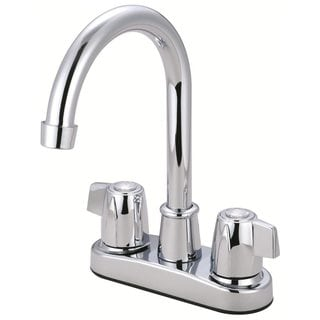 Olympia Faucets B-8171 Two Handle Bar Faucet